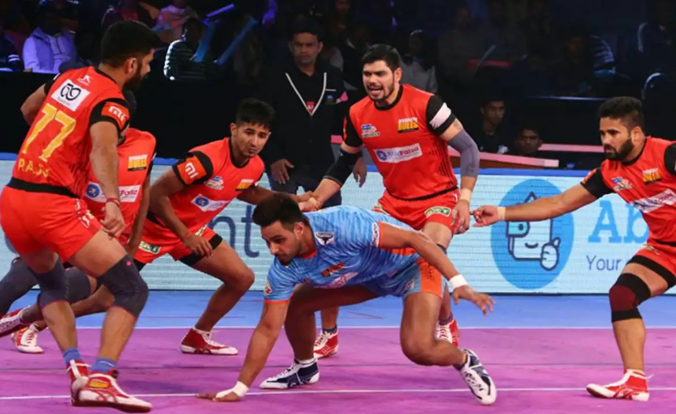 Kabaddi betting odds explained
