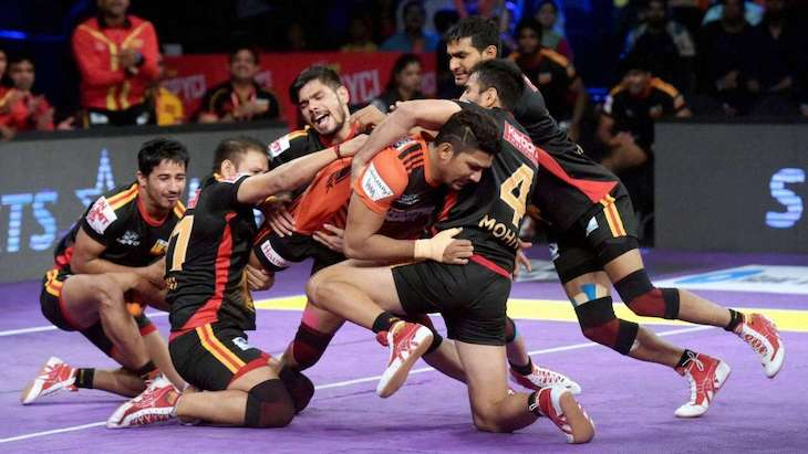 online Kabaddi Betting facts