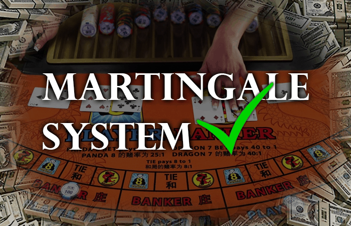 Martingale considerations in sports betting